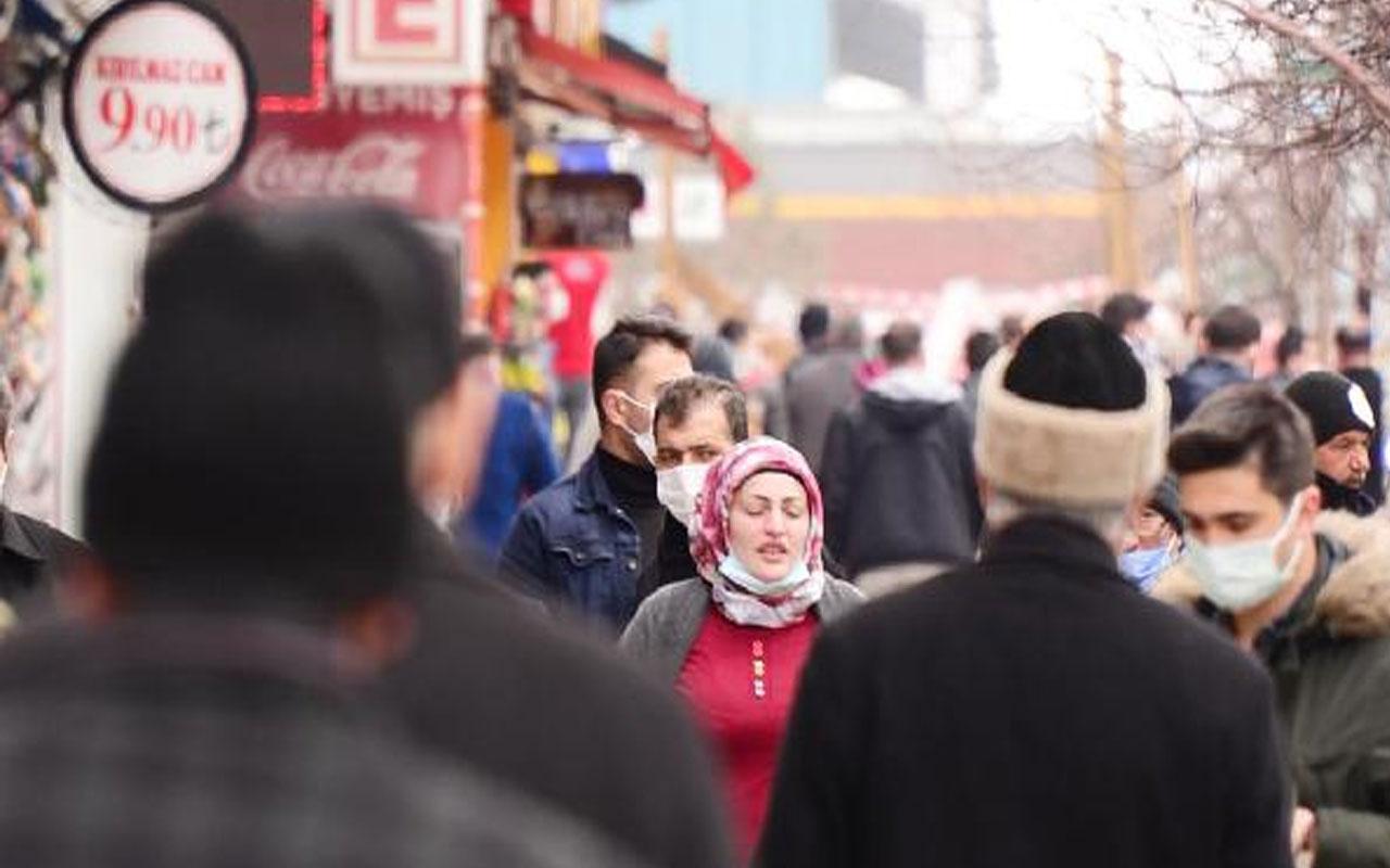 Vaka artışı olan Erzurum'da sağlık müdüründen 'tedbir' çağrısı