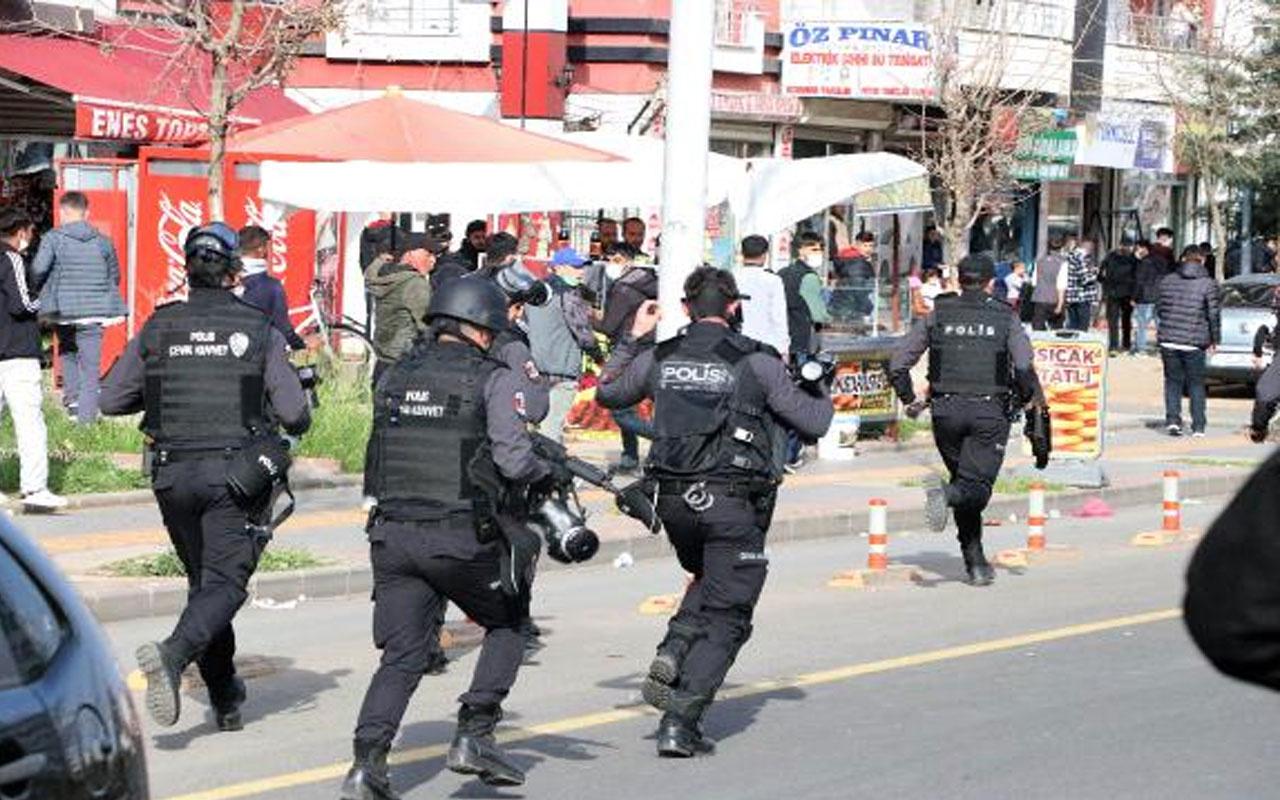 Diyarbakır'da nevruz kutlamasında gözaltına alındılar! 81 kişiden 68'i serbest