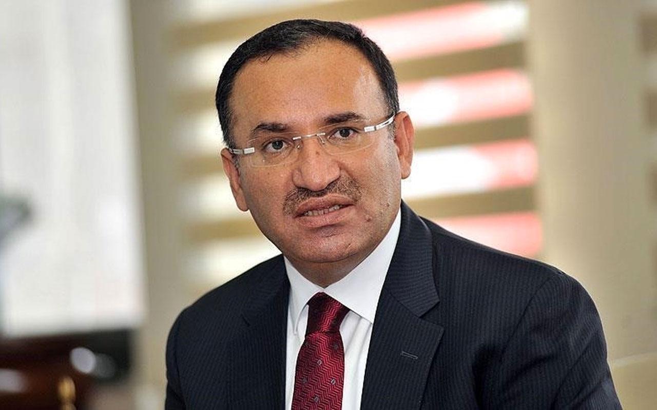 Anayasa Komisyonu Başkanı Bekir Bozdağ: İstanbul Sözleşmesi feshi kanuna uygun