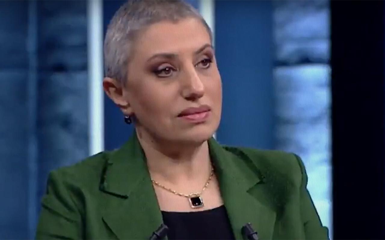 Elfin Tataroğlu canlı yayında Pınar Hacıbektaşoğlu'nu ağlattı