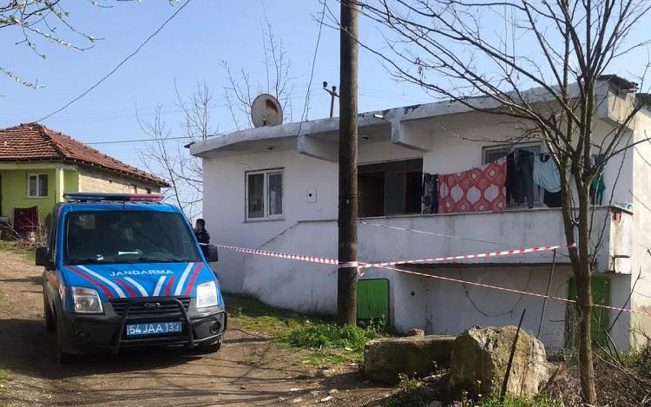 Sakarya Kaynarca'da anne-oğul sobadan sızan gazdan zehirlenerek hayatını kaybetti