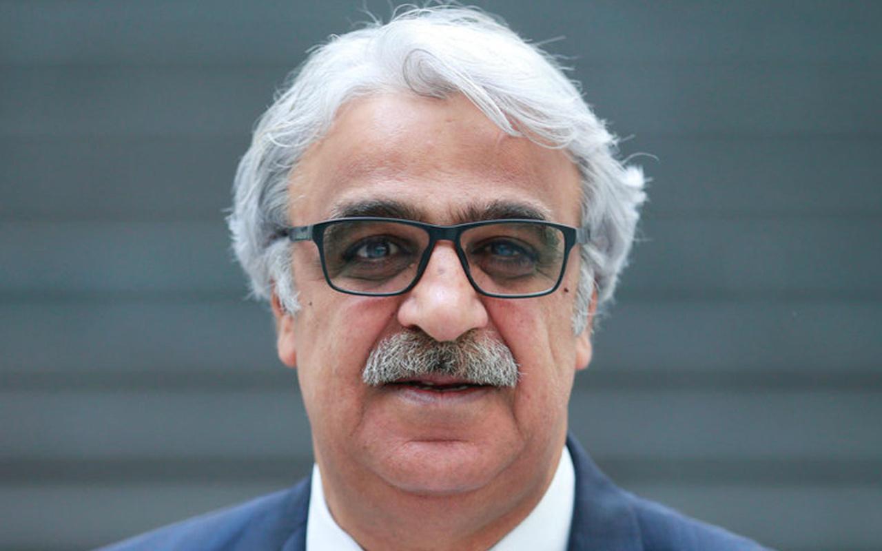 HDP Eş Genel Başkanı Mithat Sancar'a terör soruşturması