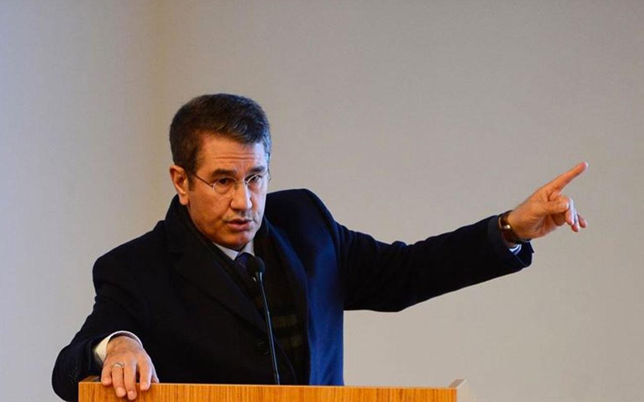 AK Parti Genel Başkan Yardımcısı Nurettin Canikli'den piyasalara mesaj