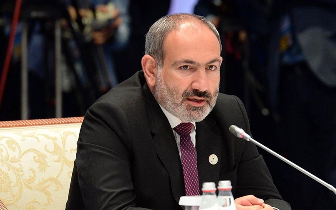 Ermenistan Başbakanı Paşinyan Genelkurmay Başkanlığına Davtyan'ın atandığını duyurdu