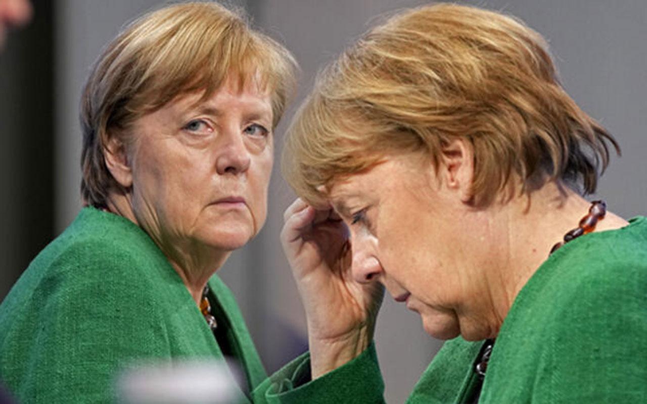 Almanya'da yasaklar uzatıldı! Merkel itiraf etti: Peşimizi bırakmıyor