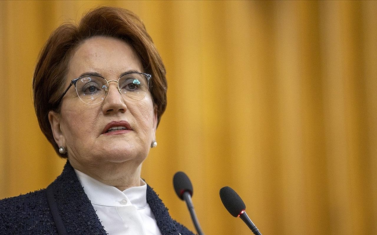 Meral Akşener'den Erdoğan'ın 'Teslim edemeyiz' sözlerine dikkat çeken cevap