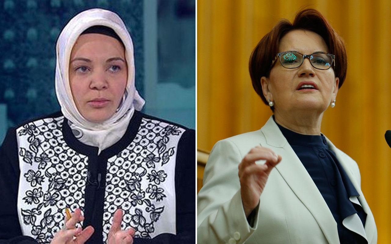 Meral Akşener İstanbul Sözleşmesi'ne göre suç işledi Hilal Kaplan'ın yazısı olay oldu