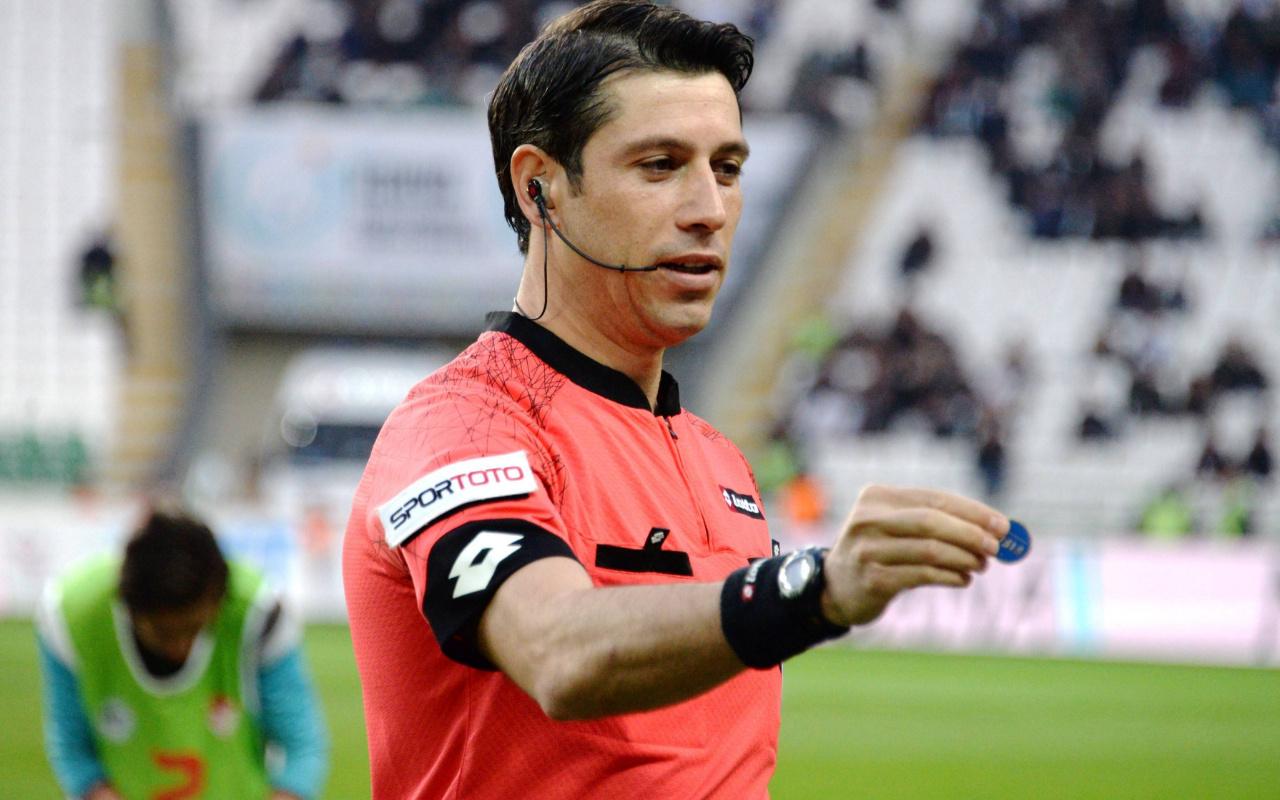 Ali Palabıyık'a Dünya Kupası Avrupa Elemeleri'nde görev