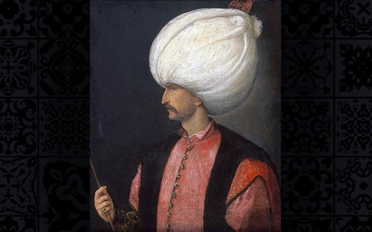 Kanuni'nin portresi İngiltere'de satışa çıkıyor! İstenen fiyat dudak uçuklattı