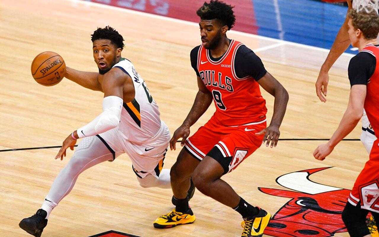 Utah Jazz, Ersan İlyasova'nın ilk kez forma giydiği maçta Bulls'u yendi