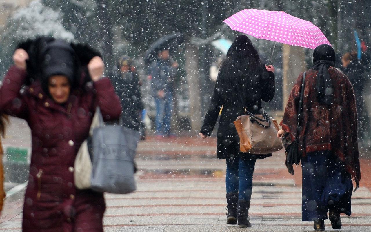 Bursa bu gece kara teslim oluyor 2 gün sürecek hava raporu açıklandı