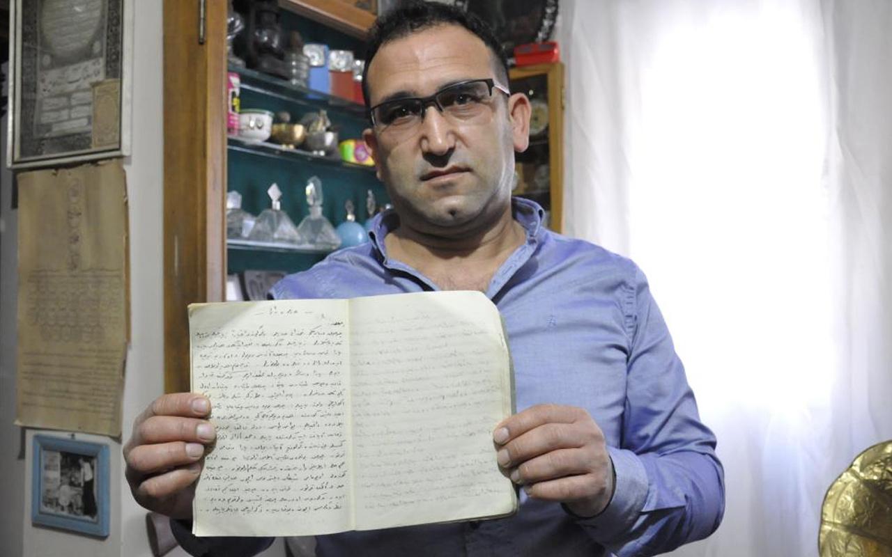 Eskişehir'de internetten aldı yazıları görünce şaştı kaldı: Gözleri yaşardı