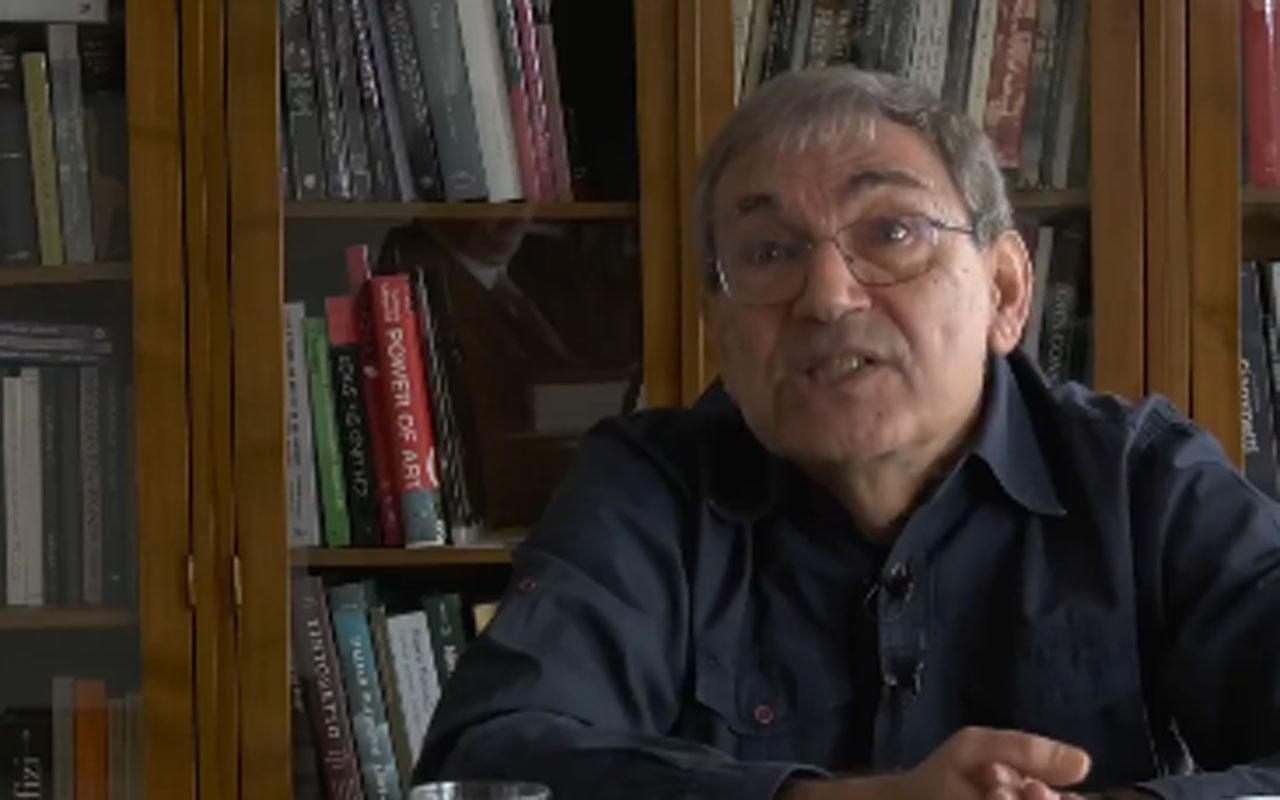Orhan Pamuk'tan skandal Ayasofya çıkışı İstanbul'da yüzde 55 alan CHP nasıl sessiz kalır?