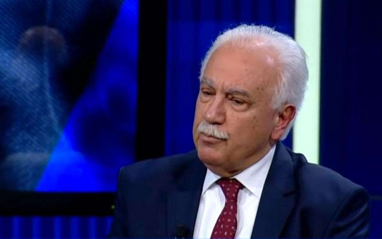 Doğu Perinçek'ten Erdoğan'a 'gizli anlaşma' çağrısı: Türkiye için namus meselesi, bu belgeyi açıklayın