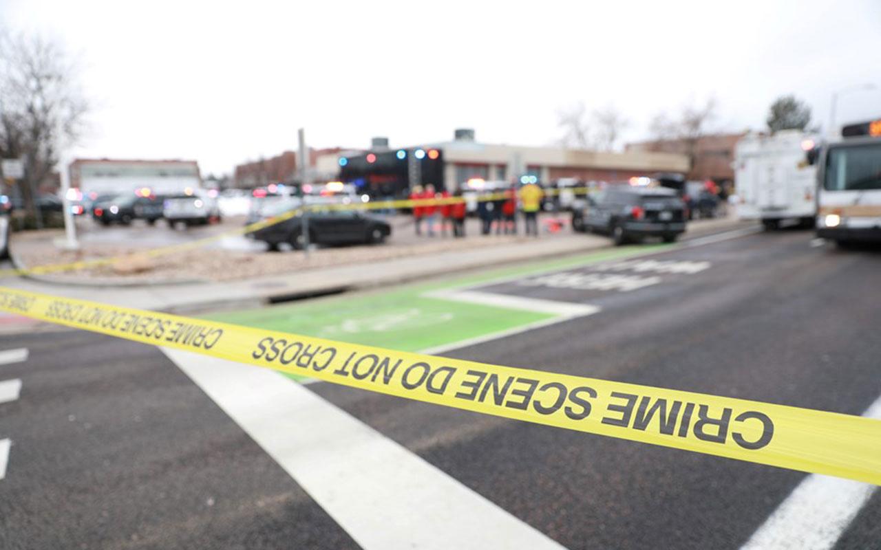 ABD'nin Colorado eyaletinde süpermarkete silahlı saldırı dehşeti: 10 ölü