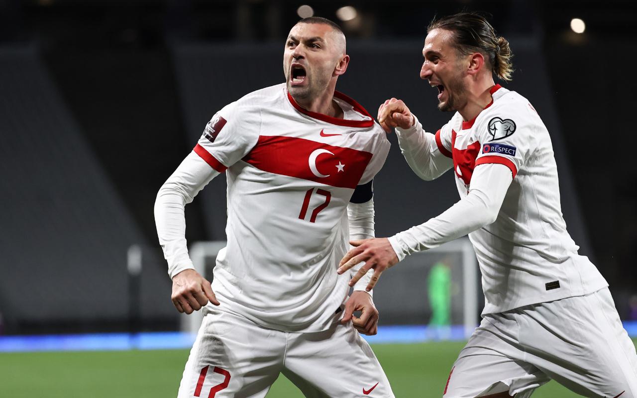 Türkiye Hollanda maçı golleri ve geniş özeti