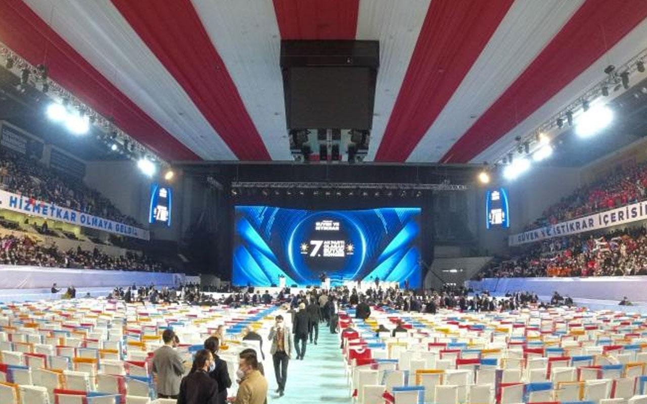 Cumhurbaşkanı Erdoğan AK Parti'nin üye sayısını açıkladı