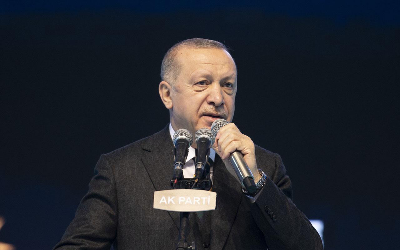 Başkan Erdoğan'dan Beşiktaş'a kutlama