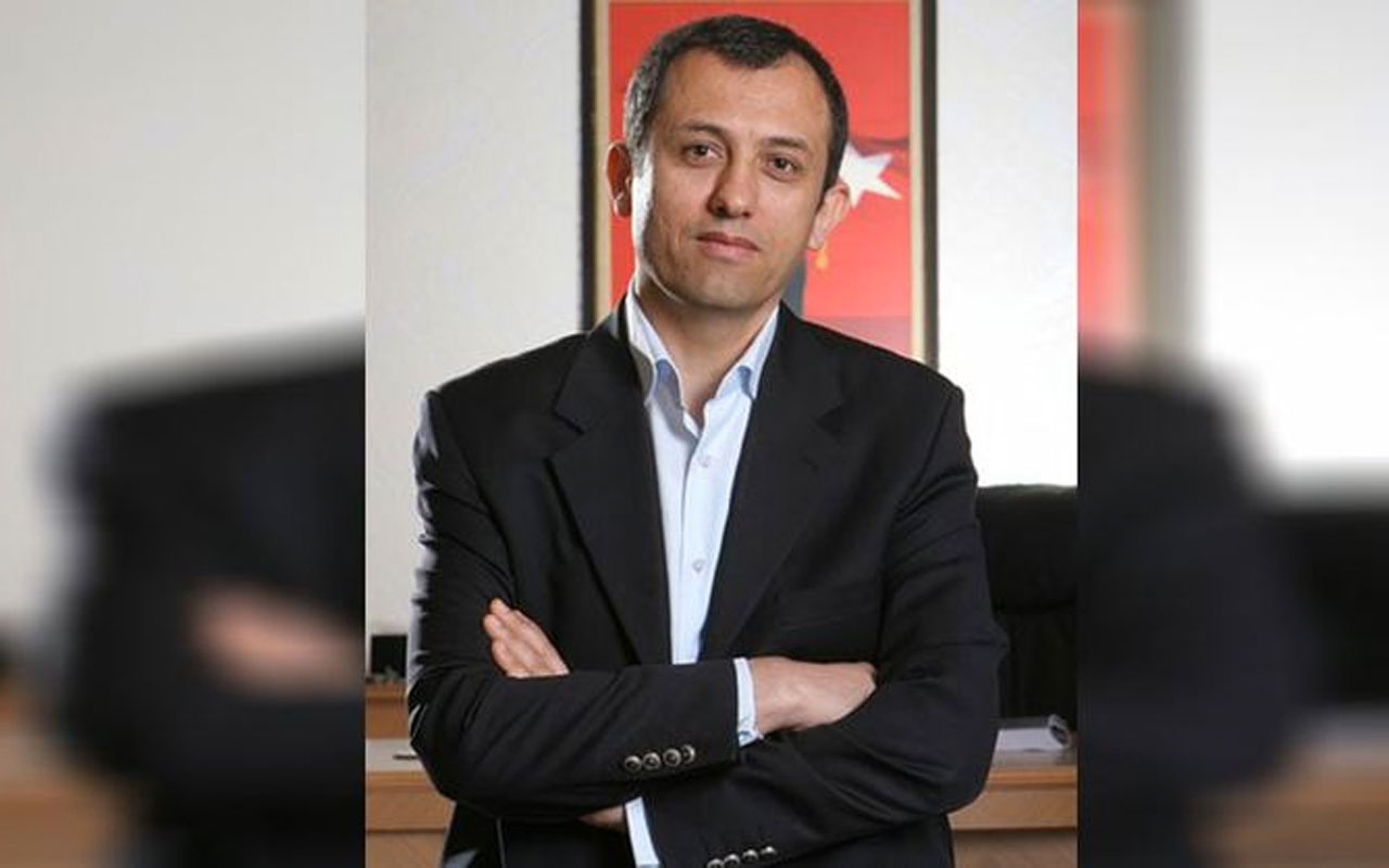 Kılıçdaroğlu'nun eski danışmanı Ali Arif Özzeybek CHP'den istifa edip AK Parti'ye katıldı