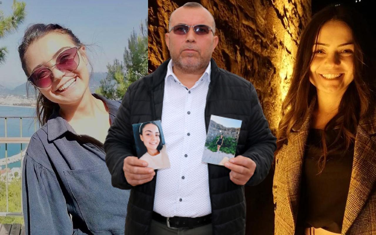 Antalya'da kazada ölen Büşra'nın babası: Bana yardım edin