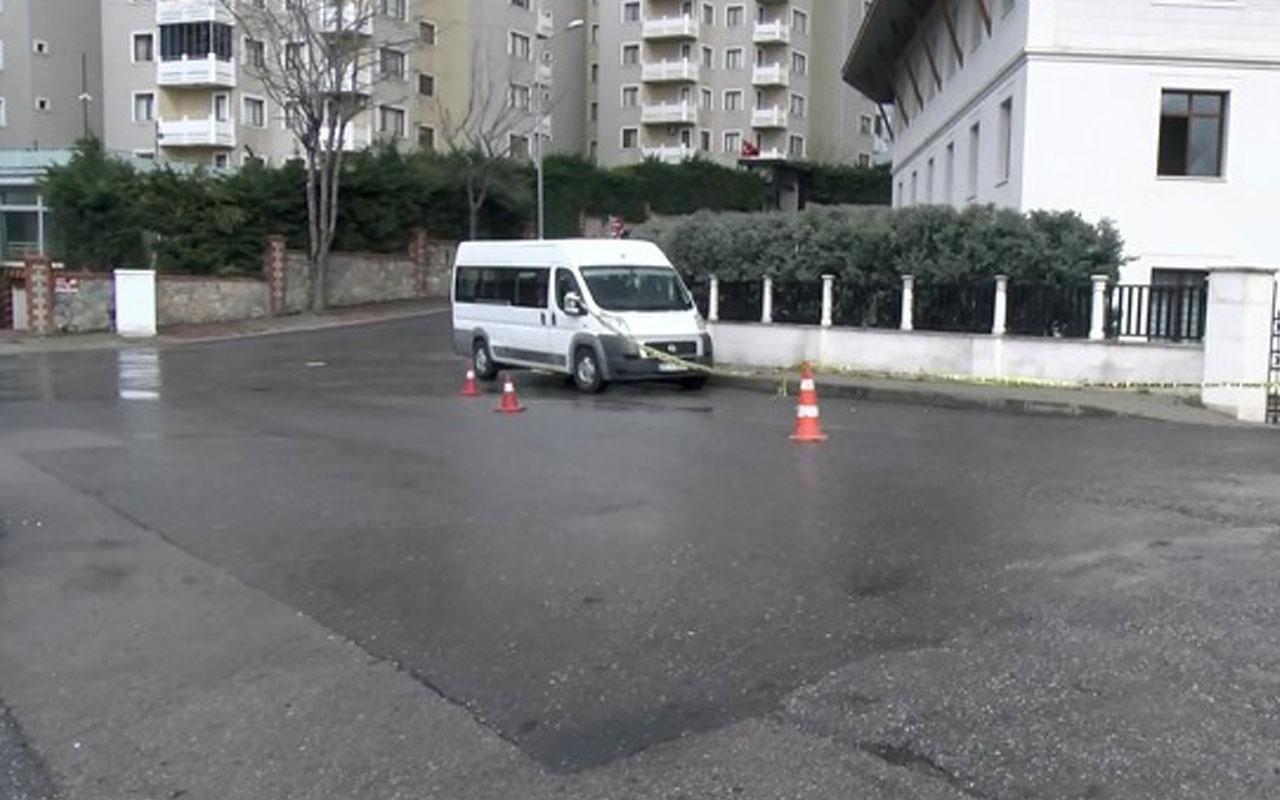 Ümraniye'de silahlı saldırı! Yaralı hastaneye kaldırıldı, polis saldırganı arıyor
