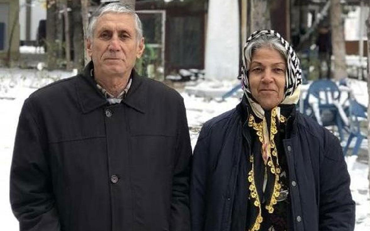 Adana'daki emekli çiftin cinayet şüphelisinin kan donduran ifadesi! Her şey para içinmiş