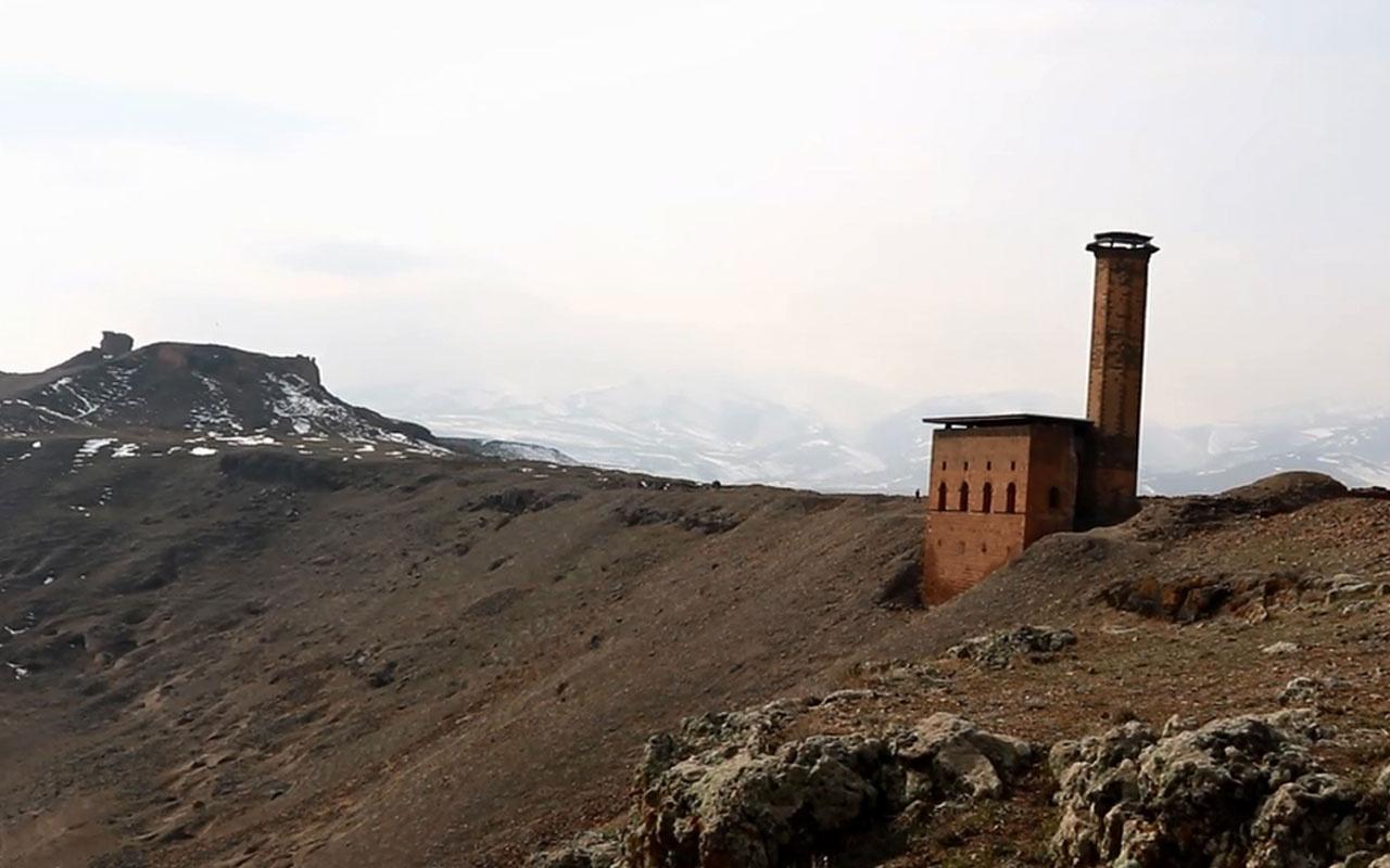 Anadolu'da Türklerin ilk camisi Melikşah'ın emaneti ibadete açılıyor
