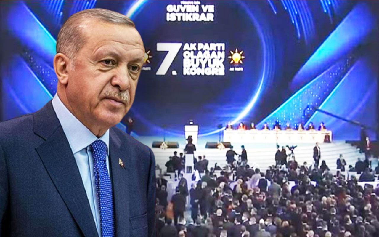 Erdoğan'ın konuşma metninde bulunan ancak okumadığı 'İstanbul Sözleşmesi' kısmı