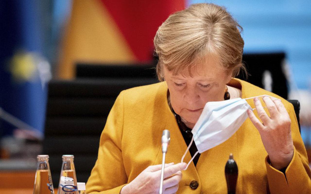 Angela Merkel 'hata yaptım' deyip geri adım attı! Almanya'da yasaklar iptal edildi!