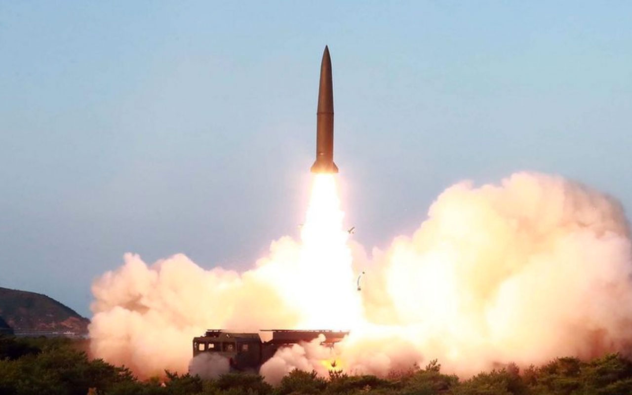 Kuzey Kore Joe Biden döneminde ilk balistik füze denemesini yaptı