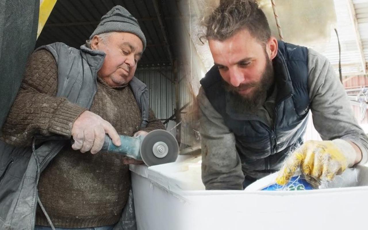 Ev fiyatına satıyor eleman bulamıyor! Balıkesir'de eğitimi bırakıp bu işe başladı sipariş yağıyor