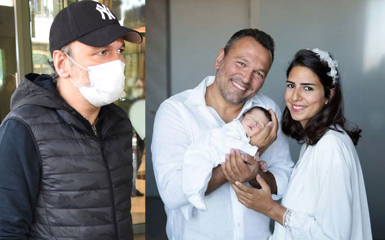 Koronavirüsü atlatan Ali Sunal eşiyle görüntülendi 'Kötü günler geride kaldı'