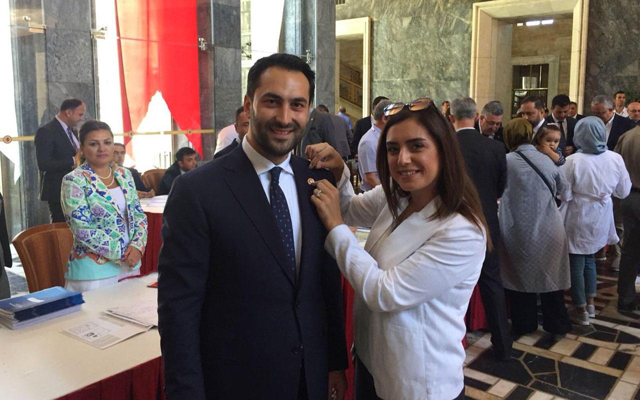 Bülent Arınç'ın oğlu Mücahit Arınç AK Parti yönetimine girdi! İşte Arınç'ın yeni görevi