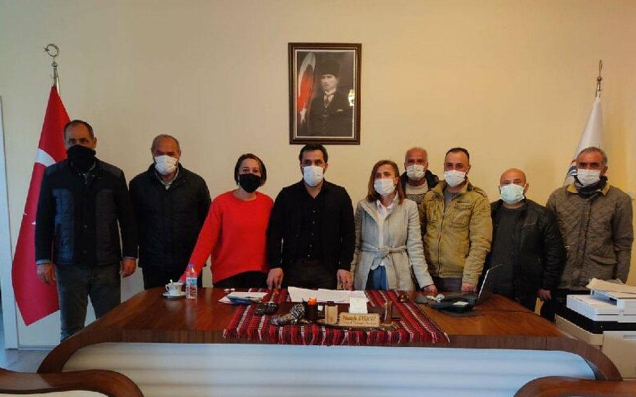 CHP'li Ovacık Belediyesi'nden işçilere yüzde 25 zam