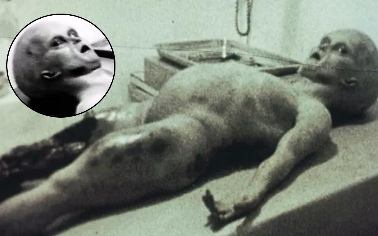 Gerçekler ortaya çıktı! CIA'in 17 dakikalık uzaylı görüntüleri dünyayı alt üst etti
