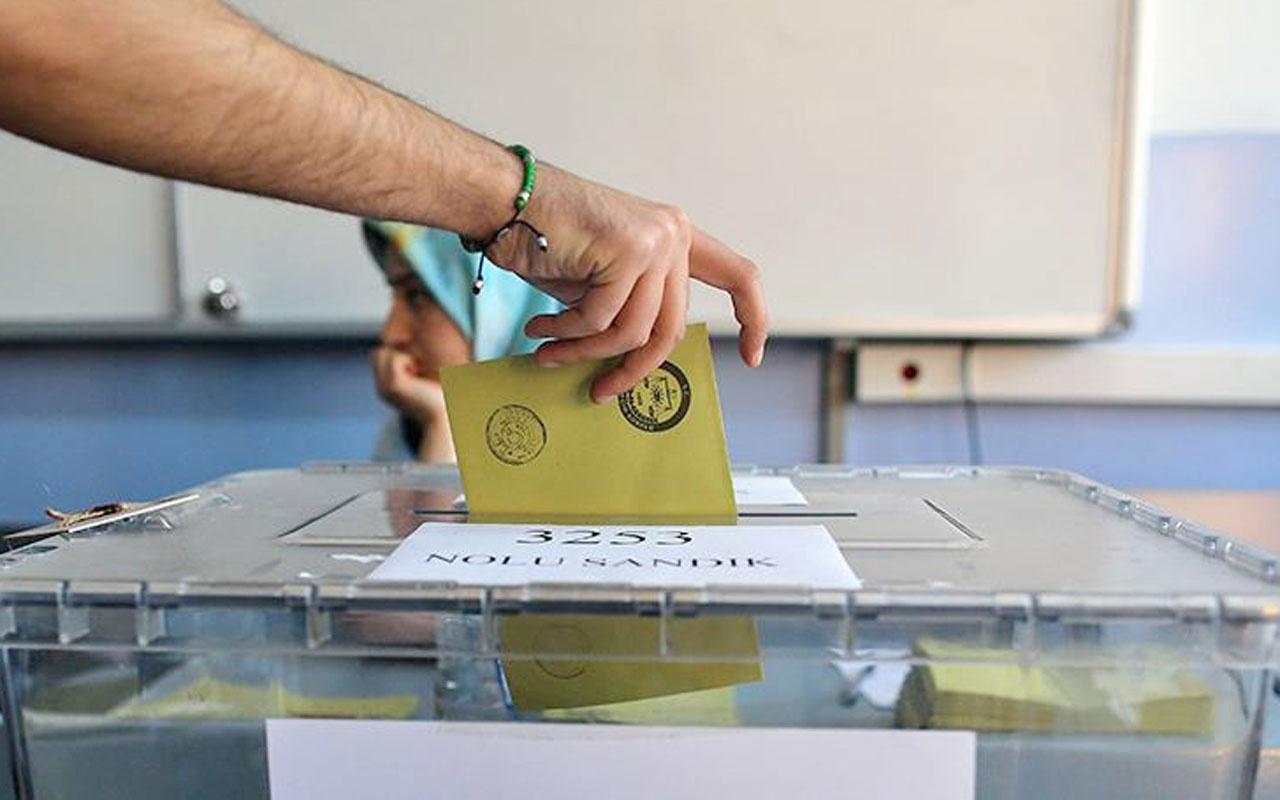 Optimar'ın son seçim anketinde şoke eden sonuçlar yeni kurulan bazı partiler silindi