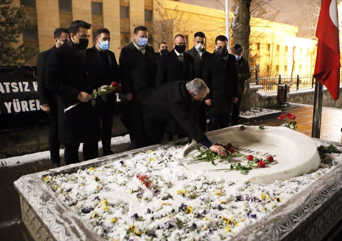Muhsin Yazıcıoğlu ve arkadaşları şehadetlerinin 12. yılında dualarla anılıyor!
