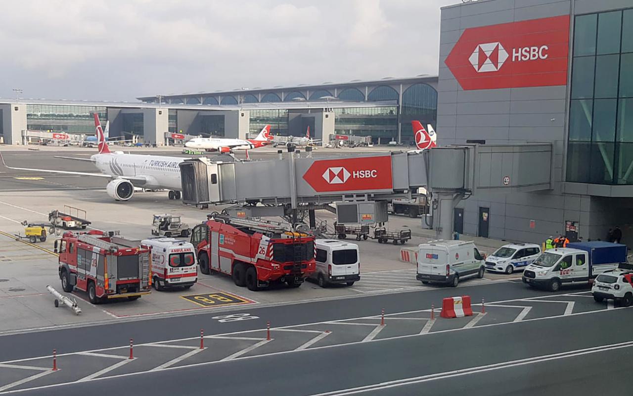 İstanbul'dan kalkacak THY'nin 2 uçağına bomba ihbarı