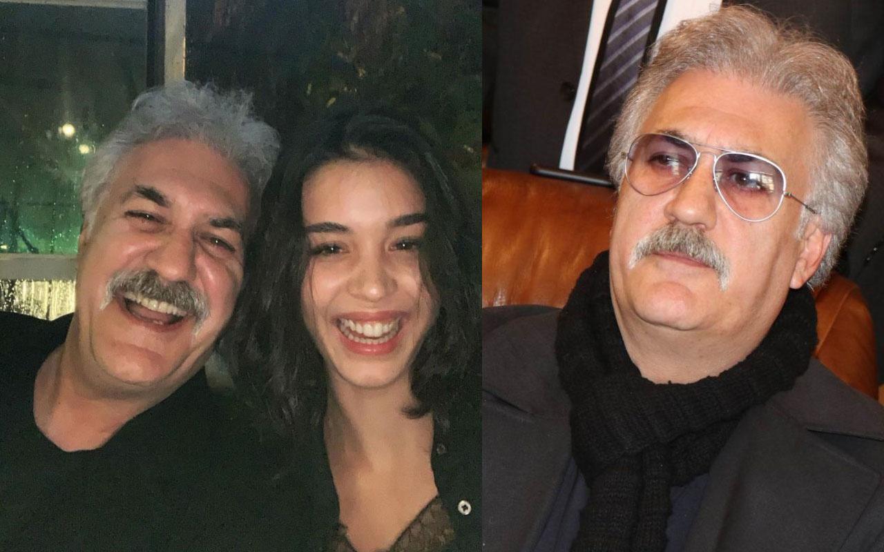 Savaşçı oyuncusu Tamer Karadağlı 30 yaş küçük sevgilisi Iraz Yıldız'ı bakın nasıl korudu