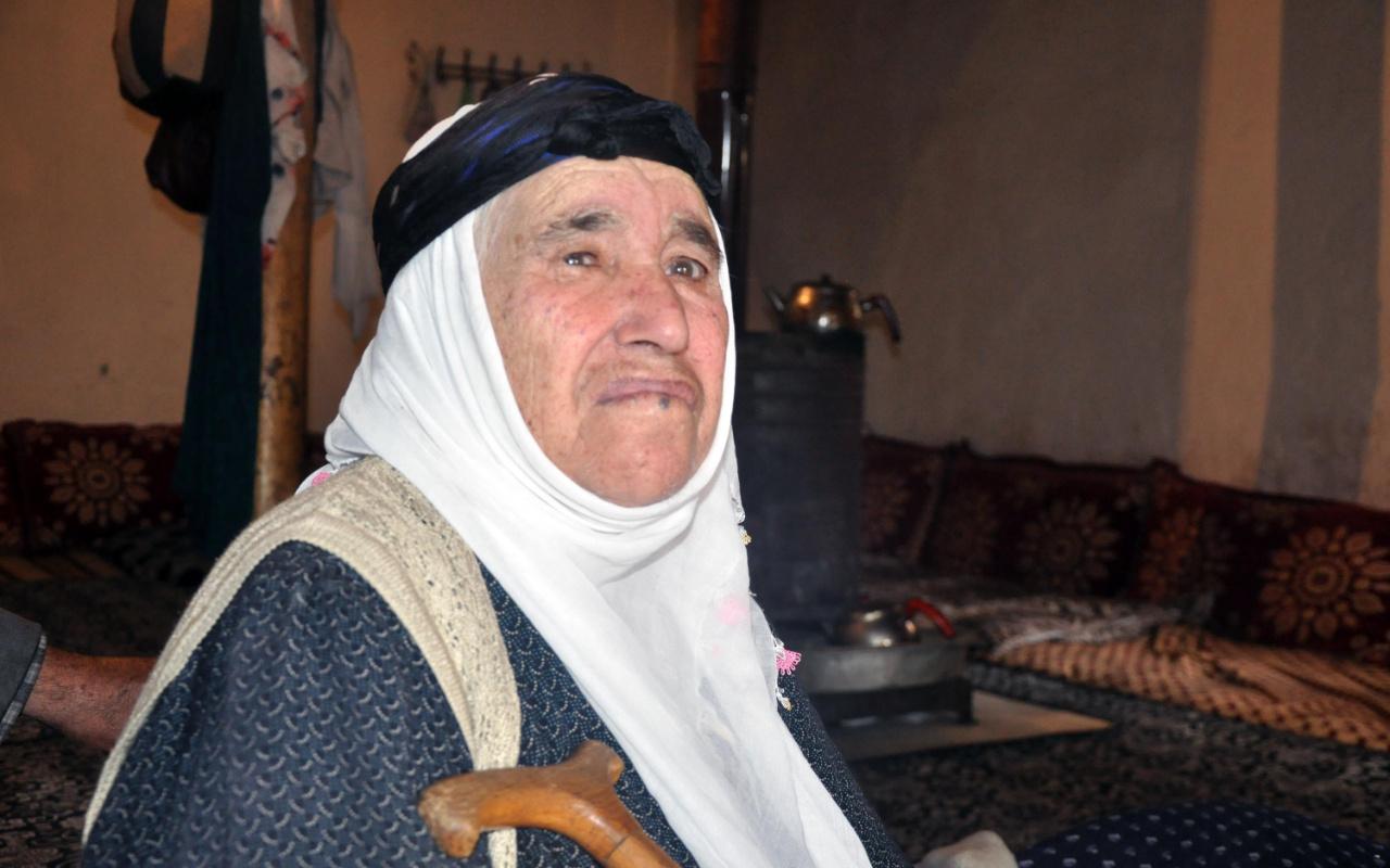 Mardin'de hastaneye gidince fark ettiler! Kimse bilmiyordu 85 yıldır...