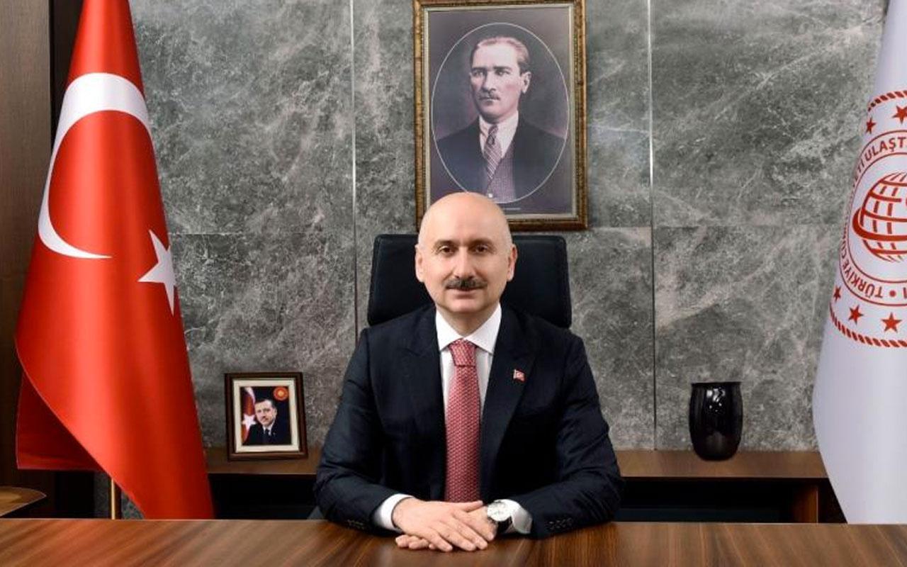 Bakan Adil Karaismailoğlu açıkladı: Gelirler 77,1 milyar TL'yi geçti
