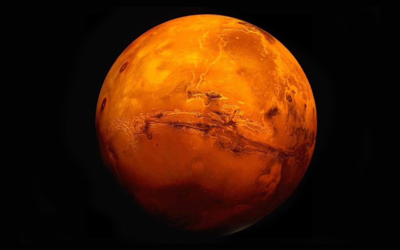 Bilim insanları Mars'ın uzaya su sızdırdığını tespit etti