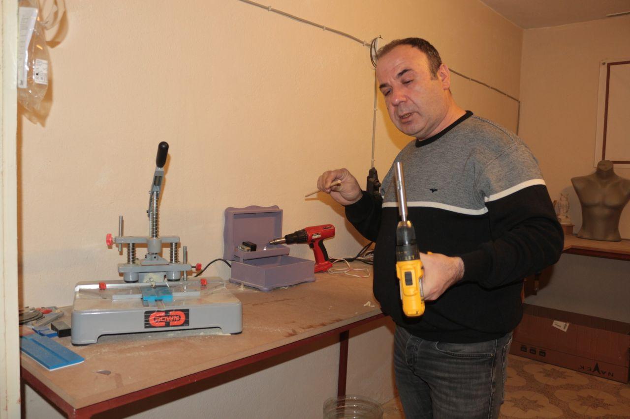 Mutfakta üretime başladı! Balıkesir'de hobisini işe çevirdi Almanya ABD sıraya girdi