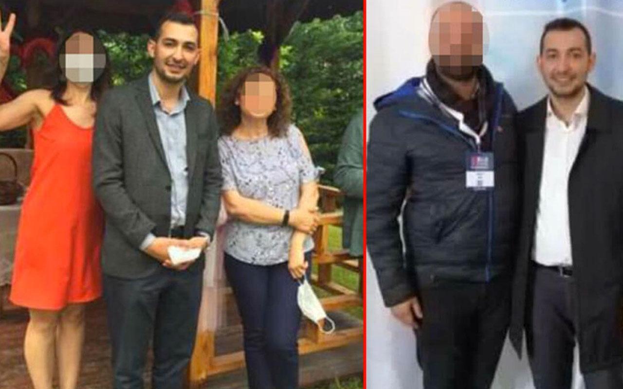 CHP'li eski yönetici tecavüz suçundan hakim karşısına çıktı