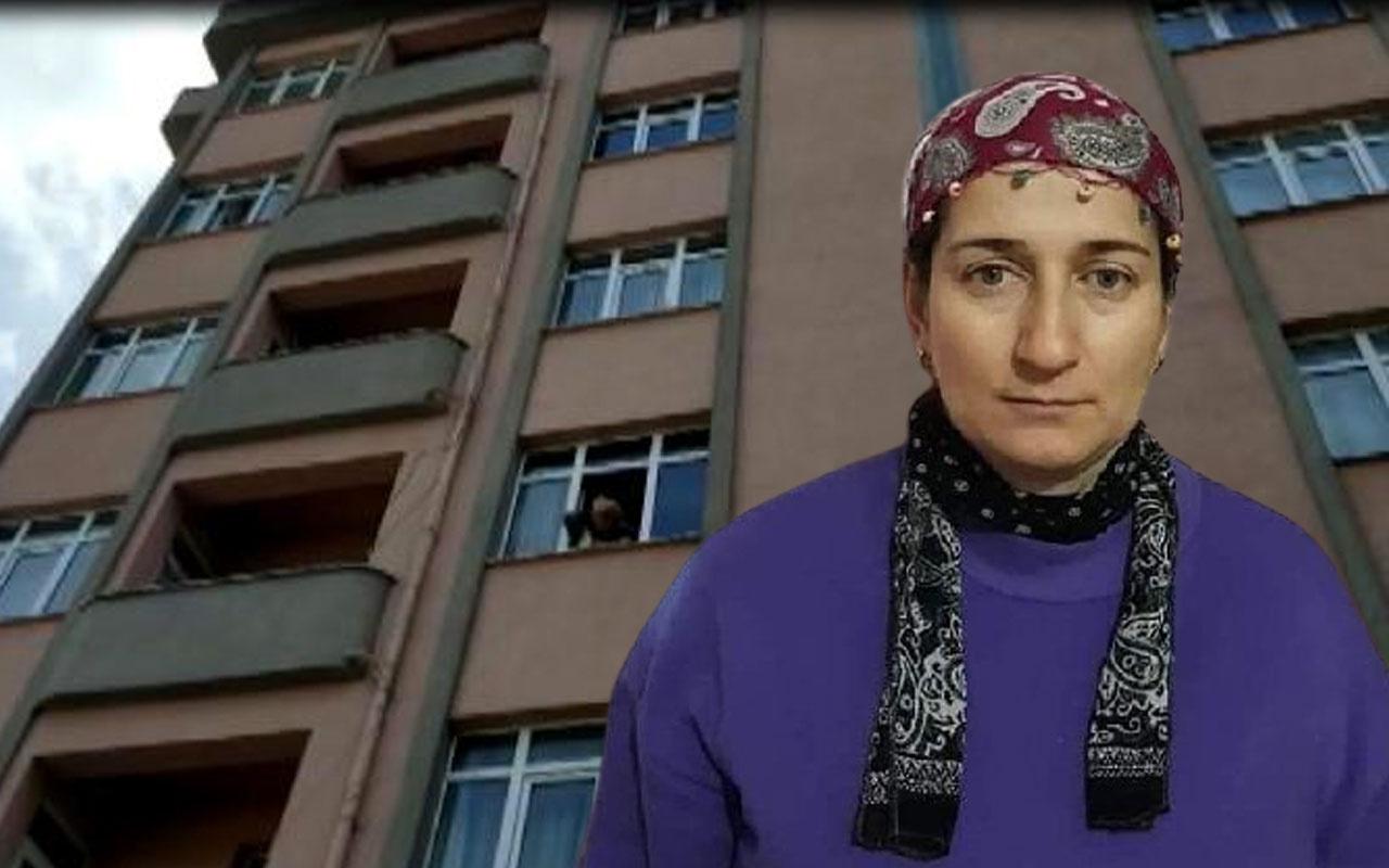 Sinop'ta 4'üncü kat penceresinden düşen kadın can verdi