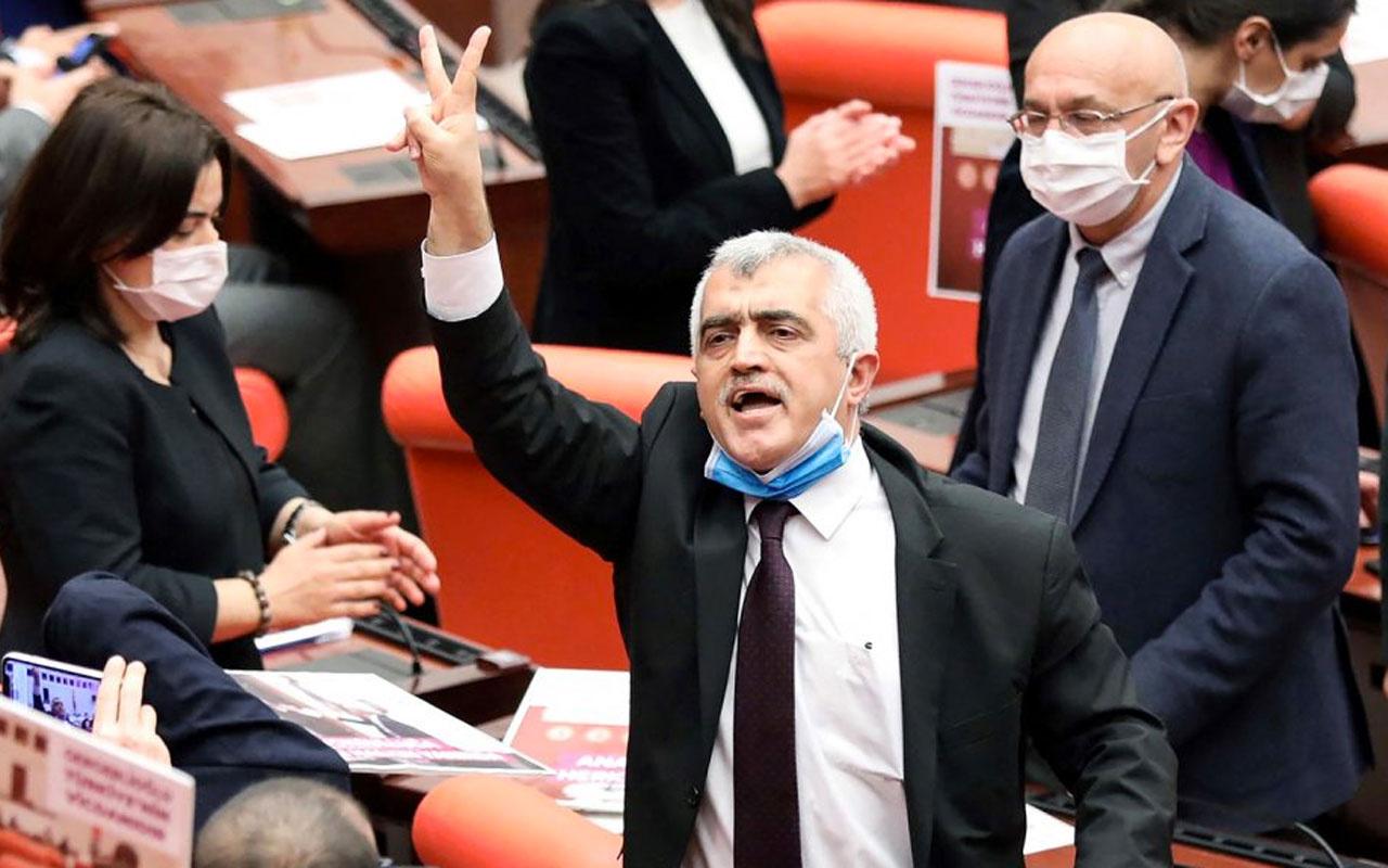 Anayasama Mahkemesi'nden HDP'li Ömer Faruk Gergerlioğlu kararı! Talebi reddedildi