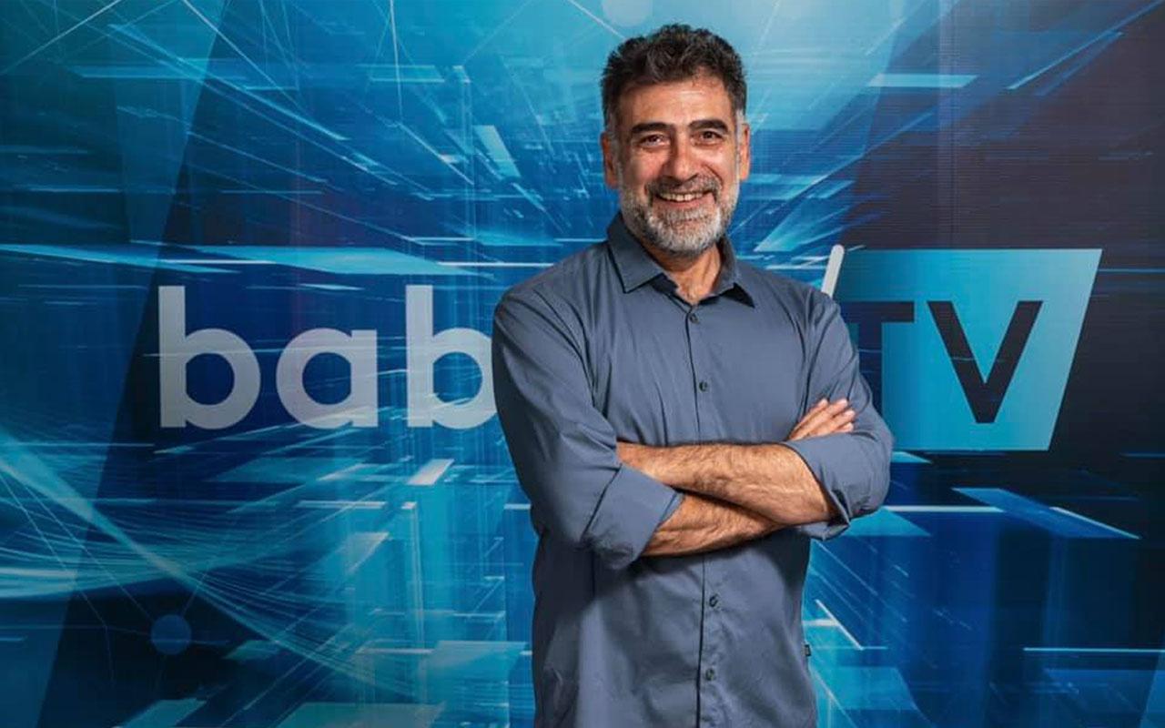 Babıali TV yayın hayatına son veriyor! GazeteciMustafa Hoş veda etti