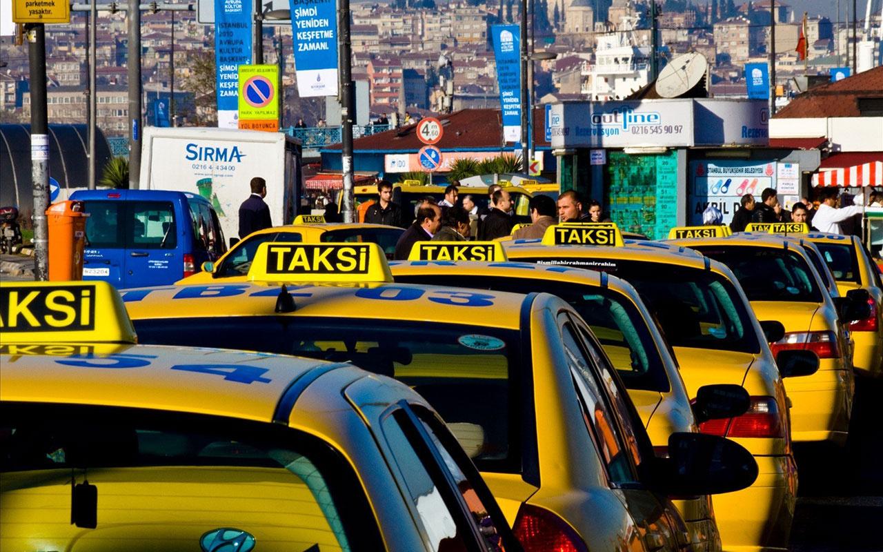 İstanbul'da yasak geldi! Taksi ve dolmuş gibi ticari araçlara cam filmi takmak yasaklandı
