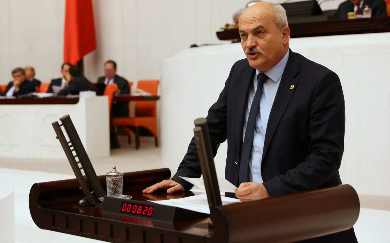 Tekirdağ Milletvekili Enes Kaplan covid-19'a yakalandı! Son durumunu açıkladı