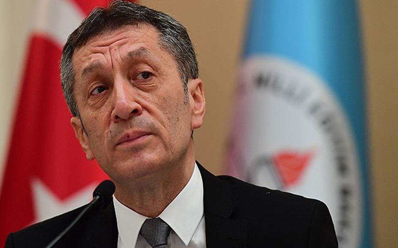 Ziya Selçuk'tan okulları 6 Eylül'de açma şartı!